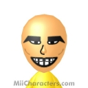 The Mask Mii Image by NewSuperMoiWii