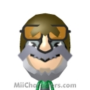 Rocksteady Mii Image by !SiC