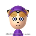 Alpha Pig Mii Image by TurboJUSA