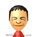 Gilbert Gottfried Mii Image by Groucho