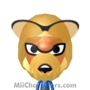 Fox McCloud Mii Image by !SiC