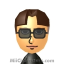 Johnny Depp Mii Image by 3dsGamer2007