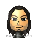 Roman Reigns Mii Image by HGPunk