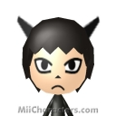 Gengar Mii Image by Shadow Raymond