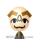 Meowth Mii Image by batwing321