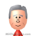 George W. Bush Mii Image by Tocci
