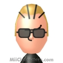 Johnny Bravo Mii Image by Noah