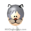 Tom Cat Mii Image by W. Woman