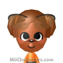 Jerry Mouse Mii Image by Bob DeNiro