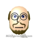 James Lipton Mii Image by the Goat