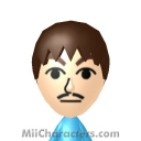 Paul (Sgt. Paul) McCartney Mii Image by Tobi Uchiha