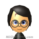 Harry Potter Mii Image by HuddersKing