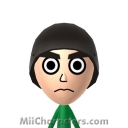 Rock Lee Mii Image by ExtremeBub