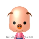 Pig Mii Image by Avery5733