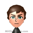 Luke Skywalker Mii Image by LuxuryJow