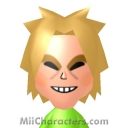 Broly Mii Image by Eben Frostey