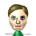 Christopher Waltz Mii Image by BrenHans
