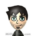 Killian Jones Mii Image by TvMovieBuff