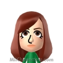 Becky Lynch Mii Image by thebellatwins