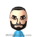CM Punk Mii Image by thebellatwins