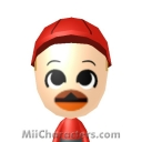 Huey Mii Image by Mike Rowe