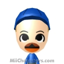 Dewey Mii Image by Mike Rowe