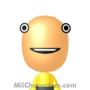 SphereFriend Yellow Mii Image by Conansboy