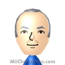 Phil Taylor Mii Image by Patrickson