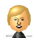 Donald Trump Mii Image by TimeLordAaron