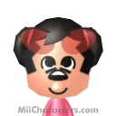 Minnie Mouse Mii Image by Marc0399