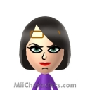 Miss Killer/Luna Ryder Mii Image by aMAXproduction