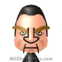 Richard Nixon Mii Image by EbbFrostey