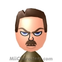 Ron Swanson Mii Image by busdwellingowl