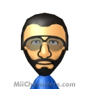 Ringo Starr Mii Image by ContextCrumble