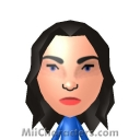 Megan Fox Mii Image by Ajay