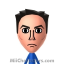 The 10th Doctor Mii Image by Ikey Ilex