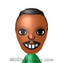 Arsenio Hall Mii Image by Law