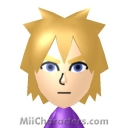 Cloud Strife Mii Image by CancerTurtle