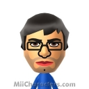 Jemaine Clement Mii Image by Mordecai