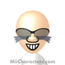Doctor Eggman Nega Mii Image by ChelseaHedgeho