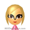 Chelsea the Hedgehog Mii Image by ChelseaHedgeho