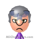 Espio the Camelon Mii Image by ChelseaHedgeho