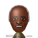 Wally Amos Mii Image by Gabriel Retron