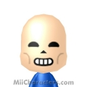 Sans Mii Image by TimeLordAaron
