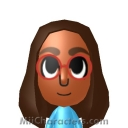 Connie Maheswaran Mii Image by relle