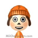 PaRappa the Rapper Mii Image by Victor StHang