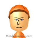 John Cena Mii Image by reenter23