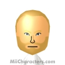 Barry Windham Mii Image by reenter23