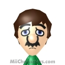 Luigi Mii Image by SpeedyHog