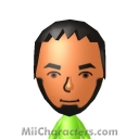 Rey Mysterio Jr. Mii Image by reenter23